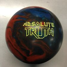 900Global Absolute Truth  1st quality  Bowling Ball  15 lb   Brand new in box!