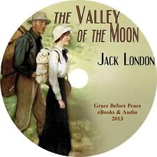 The Valley of the Moon, Jack London Artists Adventure Audiobook on 17 Audio CDs
