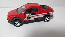 Loose mint Matchbox 2013?  VOLKSWAGEN SAVEIRO red   VW