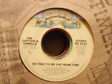 """The Captain & Tennille - Deep in the Dark / Do That to me One More Time 7"""""""