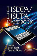 Hsdpa/Hsupa Handbook  BOOKH NEW