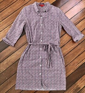 Liberty Fabric L.K Bennett Classic Shirtmaker Dress