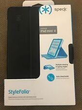 Speck StyleFolio StyleFolio Case iPad Mini 4 Black New