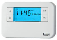 DIGITAL 3 CHANNEL PROGRAMMER 7 DAY 5/2 OR 24 HOUR HEATING WATER TIMER SWITCH SM