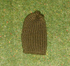 VINTAGE ACTION MAN 40th LOOSE ACTION SOLDIER GREEN WOOLLY HAT FRM ESCAPE OFFICER