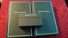 Coins Of All Nations Set 150 UNC Coins & Stamps Franklin Mint with info Cards