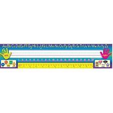 Traditional Printing 36Pk Super Jumbo Name Plates 4 X 18 Teacher Created Resourc