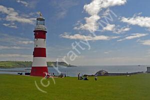 Plymouth Hoe 2 Devon Photo Art Print Canvas (UK)