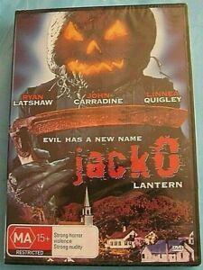 JACK O Lantern DVD (Horror) Linnea Quigley NEW SEALED Region 4