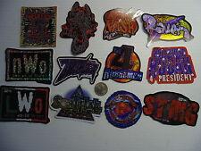 1998 WCW NWO Thunder Stickers Decals Set 12 Hollywood Hogan Goldberg Sting etc