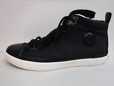 Polo Ralph Lauren Size 14 Black Hi Top Sneakers New Mens Shoes