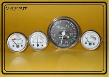 Allis Chalmers 170 175 180 185 90 200 210 220 Tachometer Temp Fuel Gauge Amp