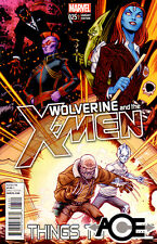 WOLVERINE AND THE X-MEN #25 - Marvel Now! - Things to Come VARIANT Cover 1:50