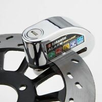 MOTORCYCLE / MOTORBIKE ALARM DISC LOCK Security Motorcycle Accessories