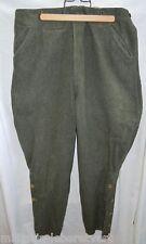 Pantalon culotte WH Allemand 2° Guerre Original WWII GERMAN TROUSERS