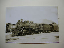 CAN179 - WHITE PASS & YUKON Railroad Co ~ LOCOMOTIVE No73 PHOTO Canada