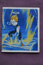 VIGNETTE STICKERS PANINI  DRAGONBALL Z TOEI ANIMATION N°216