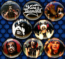 King Diamond 8 NEW 1