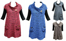 Cap Sleeve Tunic Floral Tops & Blouses for Women