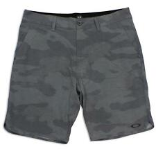 Oakley Crater Amphibian 2 Black Camo 34 L Mens Surf Beach Boardies Board Shorts