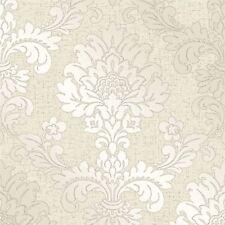 QUARTZ Papier peint Damas doré - Fine Decor fd41970 pailleté Metalique