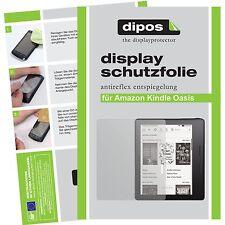 2x Amazon Kindle Oasis Pellicola Prottetiva Antiriflesso Proteggi Schermo