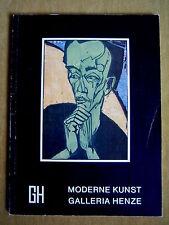 """""""Galleria Henze – Moderne Kunst (Gemälde, Skulpturen, Aquarelle, Zeichnung...)"""""""