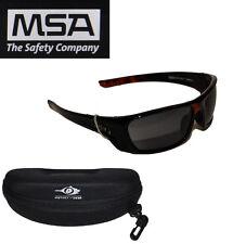 MSA Instinct I-Wear Z4 Smoke Anti Fog Safety Glasses  Sunglasses Mens Sunglasses