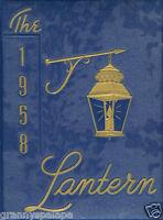 1958 Colorado Lutheran High School, Denver Colorado Yearbook - The Lantern