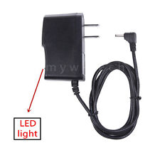 3 Volt 1 Amp Power Supply Adapter AC to DC 2.1mm X 5.5mm Plug 1000mA Charger New
