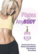 Pilates for Any Body DVD, Theresa Borgren, Dave Friend