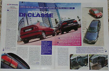 Article Articolo 1995 LANCIA DELTA HPE 2.0 TURBO 16V HF / SAAB 900 TURBO 16V