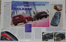 Article Articolo 1995 LANCIA DELTA HPE 2.0 TURBO 16V HF / SAAB 900 TURBO 16V