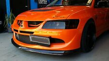 CARSPEED D Style Doluck Front Lip Carbon Fiber Mitsubishi EVO 8 8MR GSR