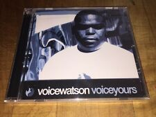 NEW SEALED Voice Yours - VOICE WATSON CD Living Legends Project Blowed Good Life