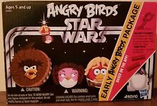 Star Wars Angry Bird Early Bird Pack Unisex 5 yrs+ New 2012