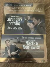 Alfred Hitchcock's - Strangers On A Train•North By Nw•Dvd•Factory Sealed • New•