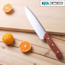 32cm Knife Kitchen Japanese Chef Wood Grip Knives Sashimi Cook Sushi  MA_We