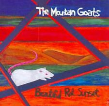 THE MOUNTAIN GOATS - BEAUTIFUL RAT SUNSET EP [EP] NEW CD