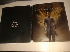 * DEUS EX MANKIND DIVIDED STEELBOOK FROM COLLECTOR'S EDITION  * NO GAME * NEW