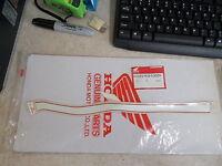 NOS OEM Honda Left Cowl Stripe B (Type10) 1992 CBR600 64242-MV9-630ZA