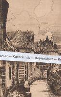 Goslar am Harz - Am Klapperhagen - um 1925                   .O26-18