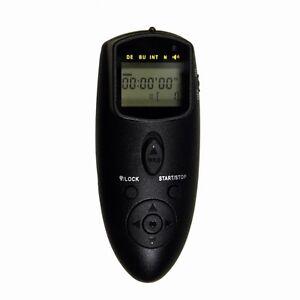 Promaster Multifunction IR Infrared Timer Remote intervalometer UNIVERSAL #4747