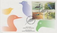 CANADA #1839-1842 46¢ BIRDS OF CANADA FIRST DAY COVER