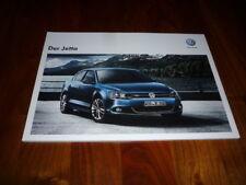 VW Jetta Prospekt 06/2012