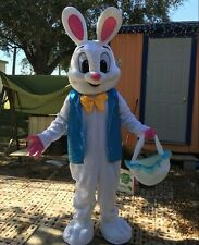 New Easter Bunny Rabbit Mascot Costume