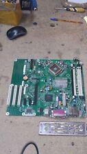 Carte mère hp 437795-001 437354-001 437355-000 socket 775 avec plaque