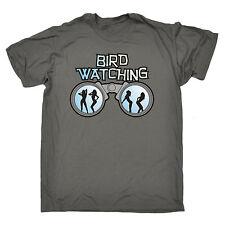 Bird Watching T-SHIRT Humor Joke Peeping Tom Rude Naughty Funny birthday gift