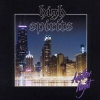 HIGH SPIRITS - ANOTHER NIGHT CD  NEU