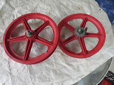 TROXET TRACK MAST TUFF WHEELS BMX FREESTYLE RIMS GT DYNO MONGOOSE VINTAGE SKYWAY